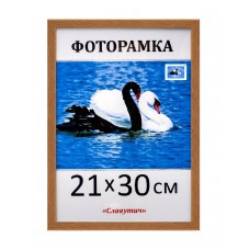 Фоторамка пластиковая А4 21х30, 1513-052