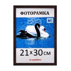 Фоторамка пластиковая А4 21х30, 1513-181