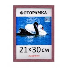 Фоторамка пластикова А4 21х30, 2216-215