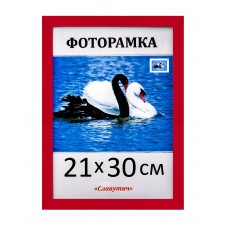 Фоторамка пластикова А4 21х30, 2216-58