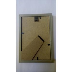 Фоторамка пластиковая 9х13, рамка для фото 1415-96