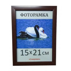 Фоторамка, пластиковая, А5, 15*21, рамка, для фото, дипломов, сертификатов, грамот, вышивок 1611-84