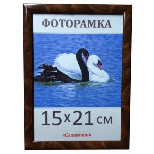 Фоторамка, пластиковая, А5, 15*21, рамка, для фото, дипломов, сертификатов, грамот, вышивок  1411-6