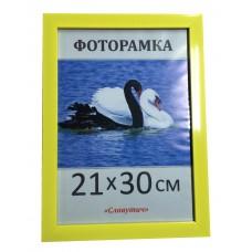 Фоторамка,пластиковая,А4,21х30, рамка,для фото, дипломов,сертификатов, грамот, вышивок 2216-60