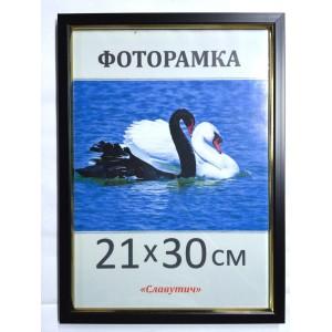 Фоторамка,пластиковая,А4,21х30, рамка,для фото, дипломов,сертификатов, грамот, вышивок 1511-101