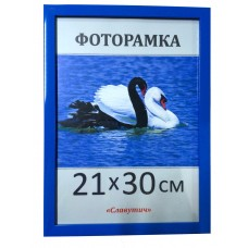 Фоторамка, пластиковая, 30*40, рамка, для фото, дипломов, сертификатов, грамот, вышивок 1611-66