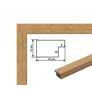 Рамка из багета (С)2515-603