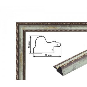 Рамка из багета (С)2415-10