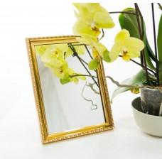 Зеркало в багете, зеркала настольные, зеркала настенные, зеркало с подставкой, 1713-47