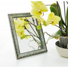 Зеркало в багете, зеркала настольные, зеркала настенные, зеркало с подставкой, 2415-10