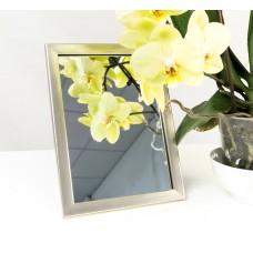 Зеркало в багете, зеркала настольные, зеркала настенные, зеркало с подставкой, 1611-32 15*21