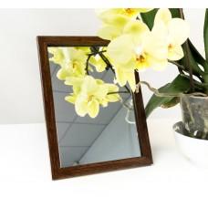 Зеркало в багете, зеркала настольные, зеркала настенные, зеркало с подставкой, 1611-33