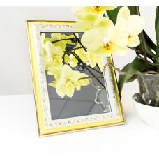 Зеркало в багете, зеркала настольные, зеркала настенные, зеркало с подставкой, 3020-60