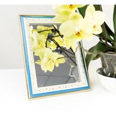 Зеркало в багете, зеркала настольные, зеркала настенные, зеркало с подставкой, 3020-66