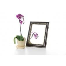 Зеркало в багете, зеркала настольные, зеркала настенные, зеркало с подставкой, 2915-16