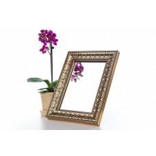 Зеркало в багете 317-198 15*21