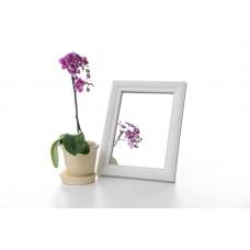 Зеркало в багете, зеркала настольные, зеркала настенные, зеркало с подставкой, 2921-167
